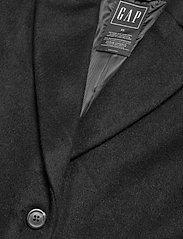 GAP - Wool Topcoat - trench coats - true black - 2