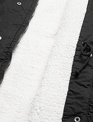 GAP - V-SHERPA PARKA - parka coats - true black v2 2 - 3