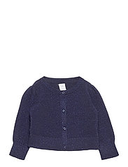 Toddler Crop Cardigan - NAVY UNIFORM