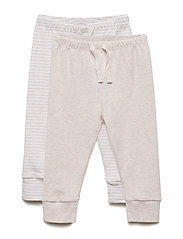G FF 2PK PANT - PINK HEATHER