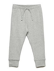 U FF CUFF PANT - LIGHT HEATHER GREY B10