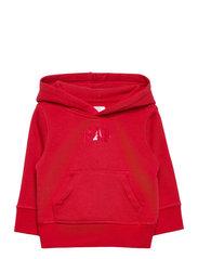 Toddler Gap Logo Hoodie Sweatshirt - MODERN RED 2