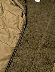 GAP - Reversible Fleece Jacket - basic-sweatshirts - ripe olive - 3