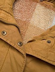 GAP - Utility Parka Jacket - parka coats - ochre - 3