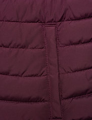 GAP - Upcycled Lightweight Puffer Vest - puffer vests - secret plum - 4