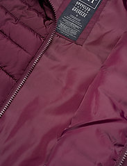 GAP - Upcycled Lightweight Puffer Vest - puffer vests - secret plum - 5