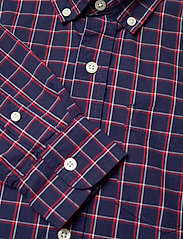 GAP - Kids Plaid Button-Up Shirt - overhemden - tapestry navy - 2