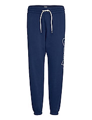 Gap Logo Heavyweight Easy Joggers - ELYSIAN BLUE