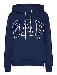 Gap Logo Easy Hoodie - ELYSIAN BLUE