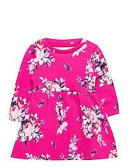 Toddler Floral Cozy Dress - FLORAL PRINT