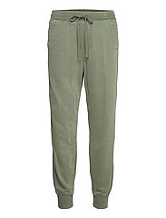 Soft Woven Joggers - GREENWAY