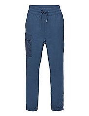 Kids Lined Hybrid Pull-On Pants with QuickDry - NIGHT