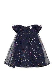 Toddler Tulle Dress - NAVY UNIFORM V2