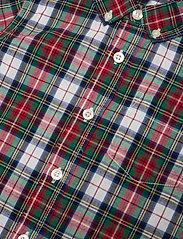 GAP - Toddler Poplin Print Shirt - overhemden - family plaid - 2