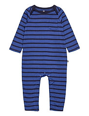 Baby Footless One-Piece - ACTIVE BLUE