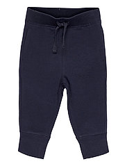 Toddler 100% Organic Cotton Mix and Match Pull-On Pants - BLUE GALAXY