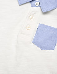 GAP - Toddler Polo Shirt - shirts - new off white - 2