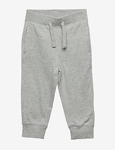 Toddler Pull-On Joggers - joggings - b10 grey heather