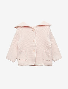Baby Brannan Bear Sweater - MILKSHAKE PINK