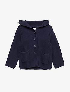 Baby Brannan Bear Sweater - gilets - navy uniform