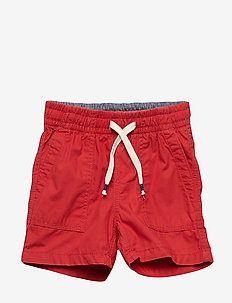 "Toddler 4"" Pull-On Poplin Shorts - shorts de bain - new nordic red"