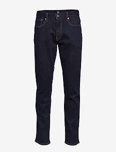 Slim Straight Jeans with GapFlex - RESIN RINSE