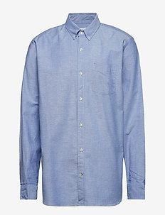 OXFORD SHIRTS - IMPERIAL BLUE