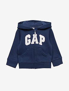 Toddler Gap Logo Hoodie Sweatshirt - ELYSIAN BLUE