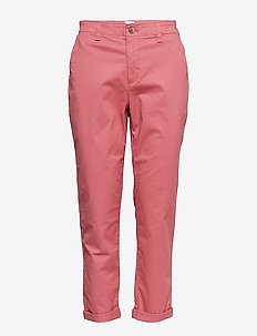V-GIRLFRIEND KHAKI - DARK PINK NY STANDARD