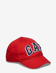 Toddler Gap Logo Baseball Hat - NEW NORDIC RED