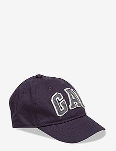 Toddler Gap Logo Baseball Hat - VINTAGE NAVY