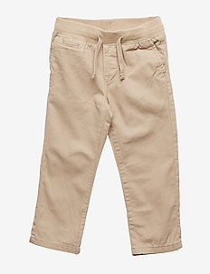 Toddler Pull-On Khakis - KHAKI
