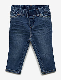 Toddler Jeggings with Stretch - MEDIUM WASH