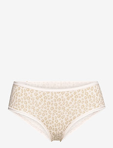 Stretch Cotton Hipster - hipster & hotpants - neutral cheetah