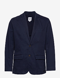 Casual Classic Blazer in Stretch - single breasted blazers - tapestry navy