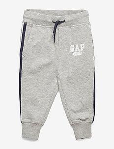 FT GAP ARCH JGR - sweatpants - light heather grey b08