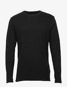 Long Sleeve Classic T-Shirt - TRUE BLACK