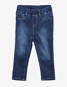 Baby Pull-On Jeggings - DARK WASH INDIGO