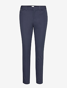 V-SKINNY ANKLE BISTRETCH - TRUE INDIGO 340