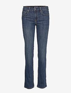 V-CL STRGHT DK ASTOR - straight jeans - dark indigo 4