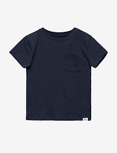 Toddler Pocket Short Sleeve T-Shirt - kortermede - blue galaxy