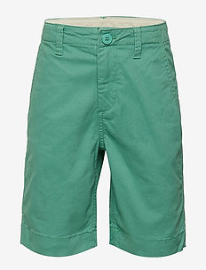 Kids Everyday Shorts - MINERAL GREEN