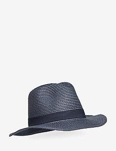 V-PANAMA HAT - TAPESTRY NAVY