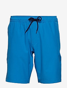 V-SWIM TRUNK - badebukser - breezy blue 504