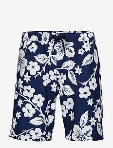 V-SWIM TRUNK - swim shorts - elysian blue