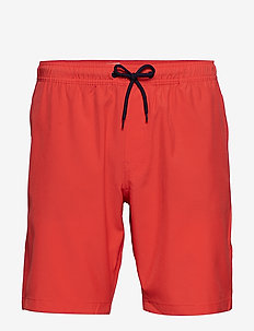 V-SWIM TRUNK - badebukser - hula red