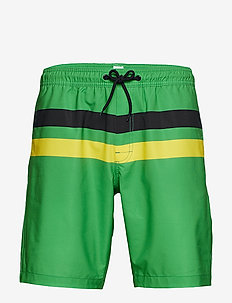 V-SWIM TRUNK - badebukser - parrot green 385