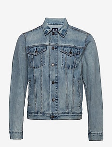 Icon Denim Jacket - LIGHT WASH