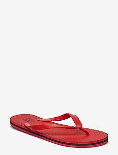 Flip Flops - MODERN RED 2