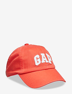 Logo Baseball Hat - kasketter - red poppy 914